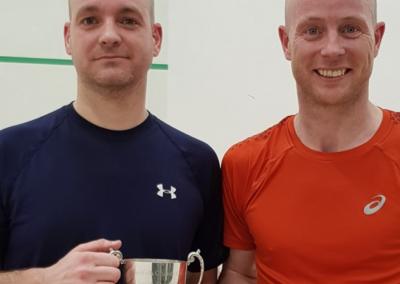 Champion Nick Ramsey & Stu Lipscombe