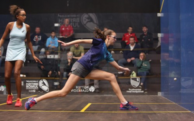 Emma Bartley – British Junior finalist 2018