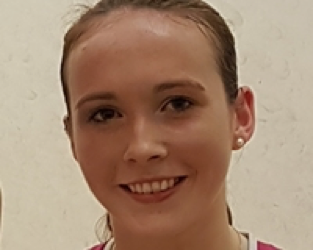 Lucy Turmel nominated for SportAid's One-to-Watch Award