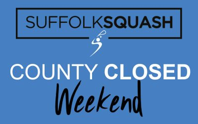 County Closed Weekend