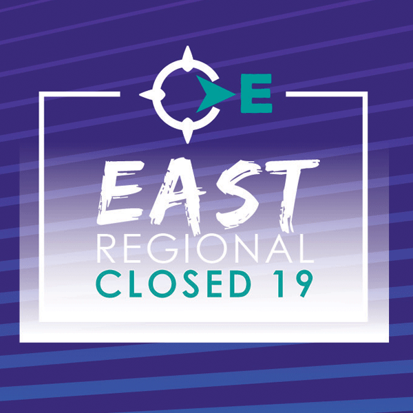 East Regional Closed 2019